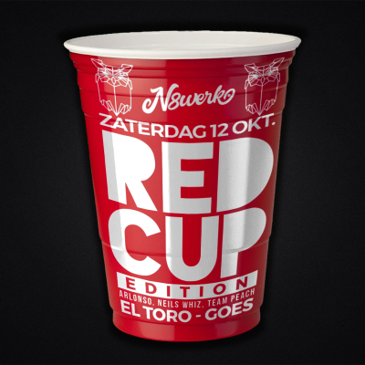 N8WERK. | Red Cup Edition
