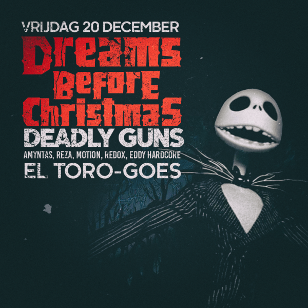 Dreams Before Christmas | Deadly Guns & More!
